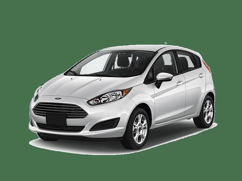 Alquiler Ford Fiesta Menorca