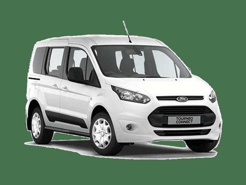 Doncars mini van rent a car Menorca